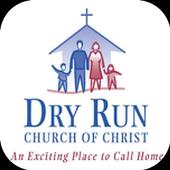 Dry Run Church of Christ icon