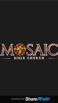 Mosaic Bible Church poster