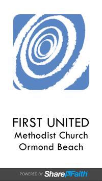 First United Methodist- Ormond poster