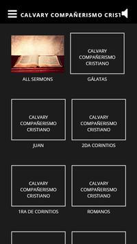 Calvary Compañerismo Cristiano apk screenshot