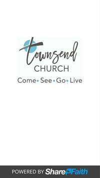 Townsend Church poster
