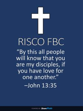 Risco First Baptist Church apk screenshot