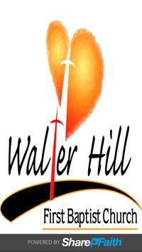WalterHill FBC - Murfreesboro poster