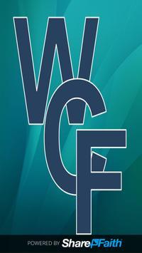 Warren Community Fellowship poster