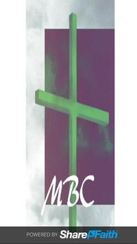 Macedonia Baptist Church poster