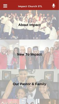 Impact Church STL screenshot 1