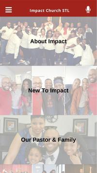 Impact Church STL screenshot 1