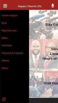 Impact Church STL screenshot 2