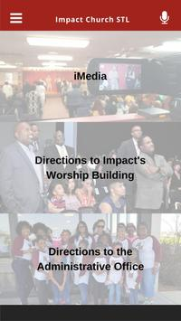 Impact Church STL screenshot 4