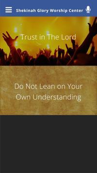 Shekinah Glory Worship Center apk screenshot