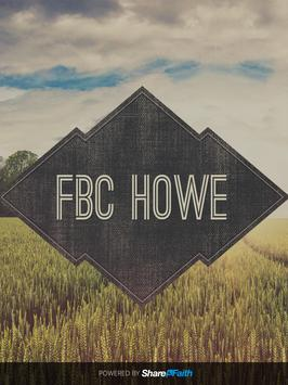 First Baptist Howe apk screenshot