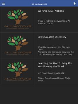 All Nations LDCC screenshot 3