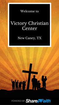 Victory Christian Center poster