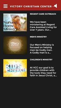 Victory Christian Center screenshot 2