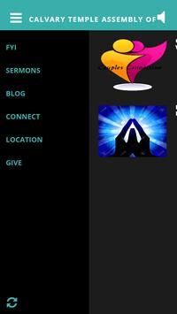 Calvary Temple Assembly of God apk screenshot