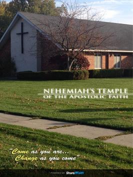 Nehemiah's Temple Church apk screenshot