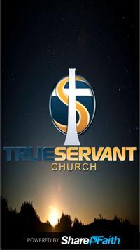True Servant Church poster