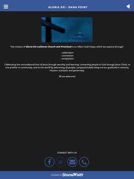 Gloria Dei - Dana Point apk screenshot