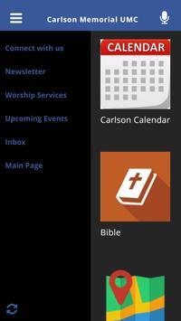 Carlson Memorial UMC screenshot 1
