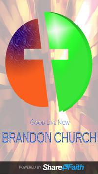 Brandon Church poster