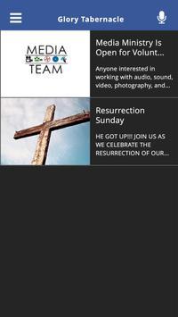 Glory Tabernacle screenshot 2