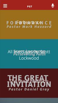 Parkwood Gospel Temple poster