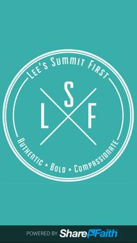 Lee's Summit First poster