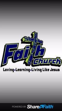 Faith Church Gallatin poster