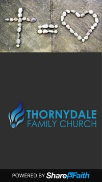 Thornydale Family Church poster