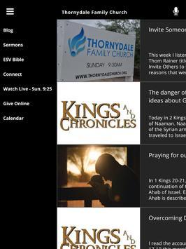 Thornydale Family Church screenshot 7