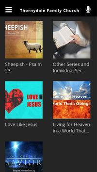 Thornydale Family Church apk screenshot