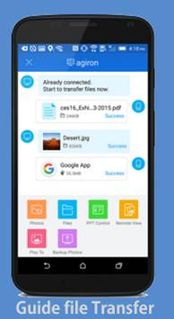Guide SHAREit - File Transfer Tip apk screenshot