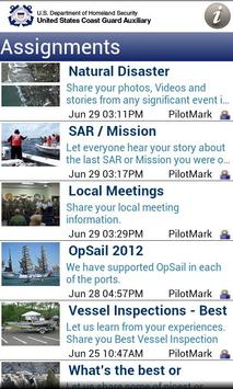 CGAuxiliary OnSite apk screenshot