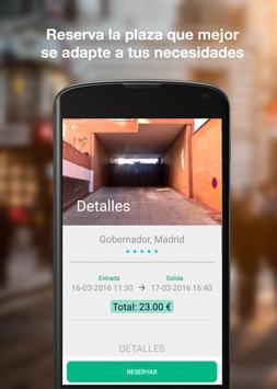 Peer to Park -App para aparcar apk screenshot