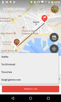 Consortaxi Napoli screenshot 2