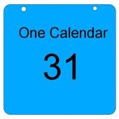 OneCalendar icon