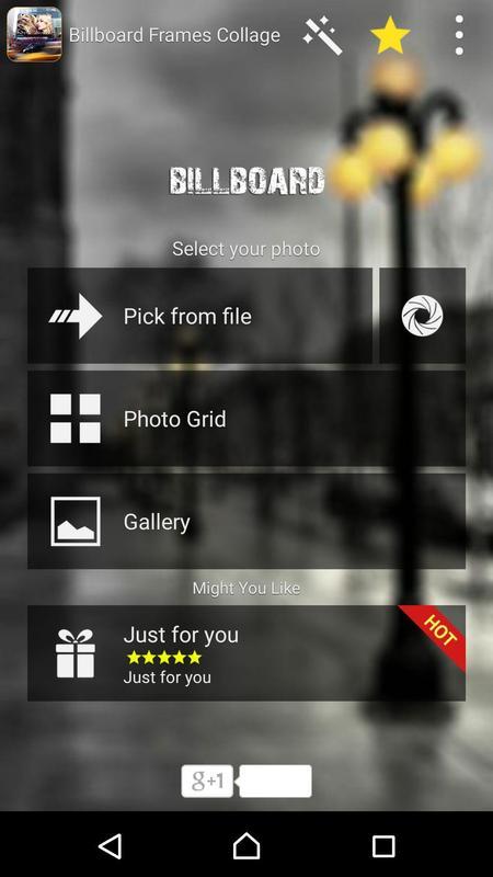 cartelera marcos de collage Descarga APK - Gratis Fotografía ...