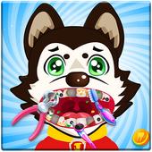 Puppy Crazy Dentist icon