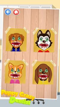 Puppy Crazy Dentist apk screenshot