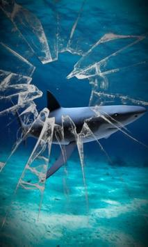 Shark attack lwp Free poster