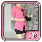 Womens Business Clothing icon