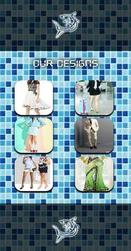Womens Business Clothing poster