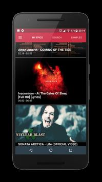 Musepic: Repeat Youtube Videos apk screenshot