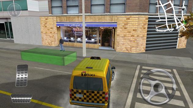 Mob Taxi screenshot 6
