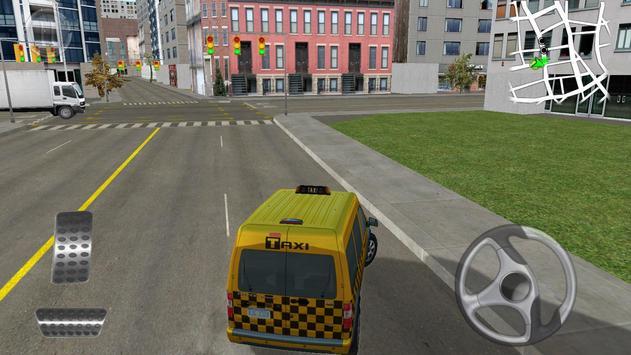 Mob Taxi poster