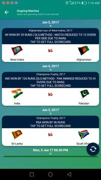 Bangla LIVE Cricket mania PRO screenshot 4