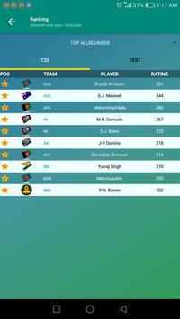 Bangla LIVE Cricket mania PRO screenshot 8