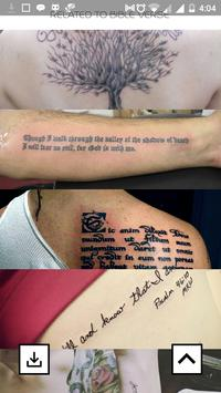 Tattoo World and Designs apk screenshot