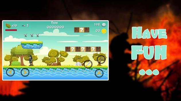 Ninja & Turtles Adventures screenshot 4