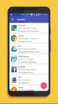 One Click Apk Installer & Backup:Quick App Install poster